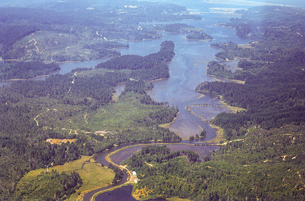 Coos Bay Estuary Informs FERC that Jordan Cove and Pipeline Would Violate Its Rights